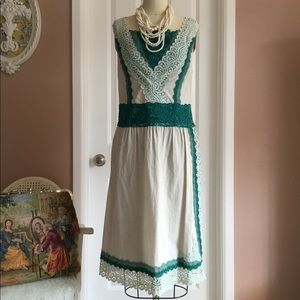 Victorian Classic Lace Dress